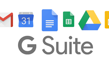 Domain has moved to G-Suites