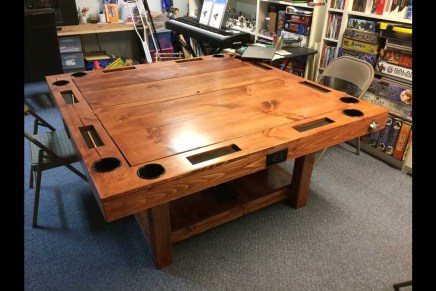 DIY Gaming Table