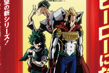 Its coming season 4 My Hero Academia