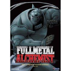 Fullmetal Alchemist 2nd Season DVD