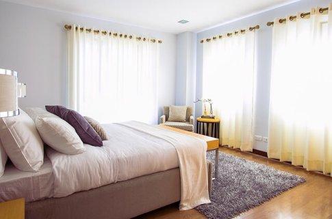 部屋と布団