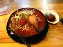 爆王 肉もり麻辣麺