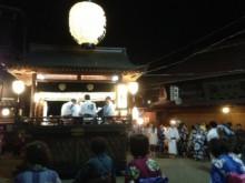 本町、宗祇水神祭に行く