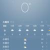 モチ吉、おいおいおいおい雪ですか