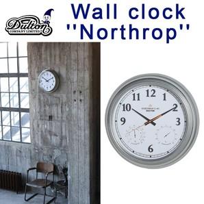 """WALL CLOCK """"NORTHROP G-40"""" WD"""