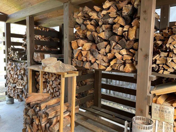 【ヤバい】自宅用の薪がピンチ!