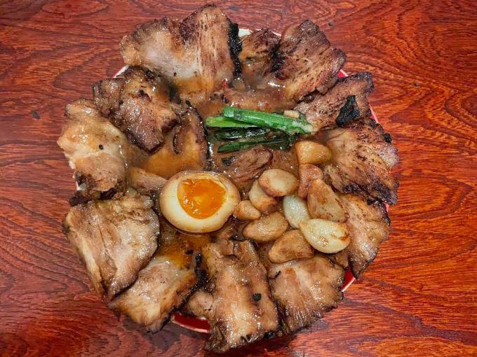 【焼き豚がハンパない】岐阜羽島の三條
