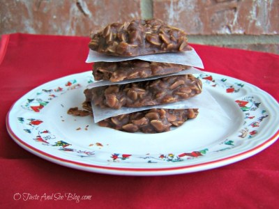 no bake cookies 004