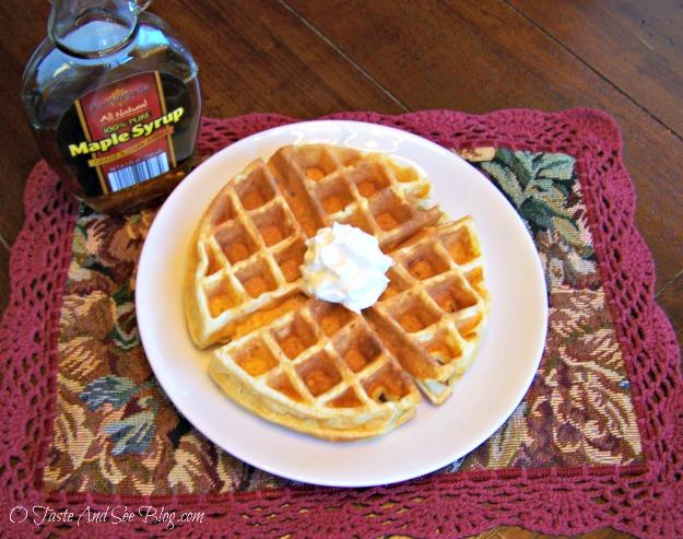 Belgium waffles 001