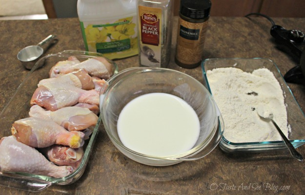 southern fried chicken 160