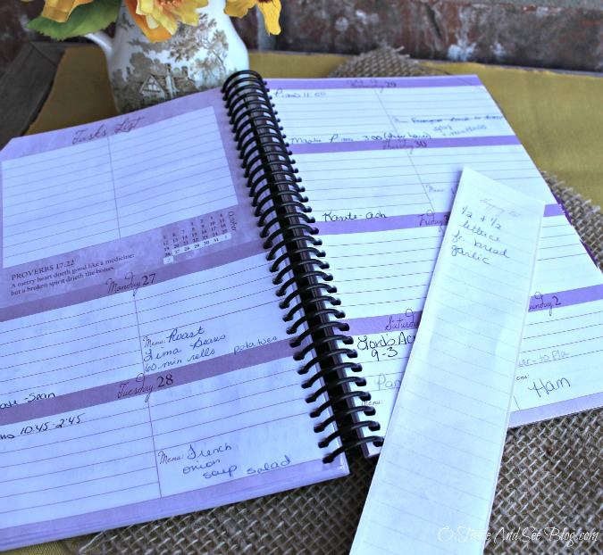 2015 Daily planner review #ad 470