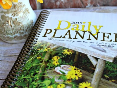 2015 Daily planner review #ad 476