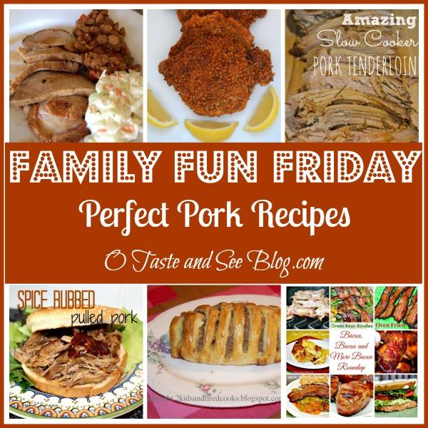 Perfect Pork Recipes