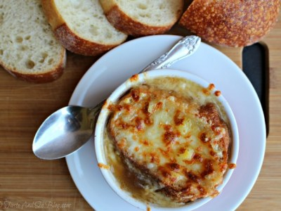 French Onion Soup 148