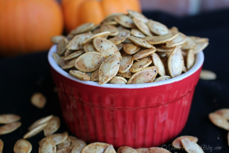 Taditional pumpkin seeds