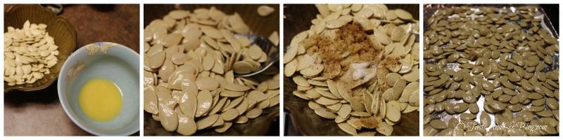 chocolate pumpkin seeds