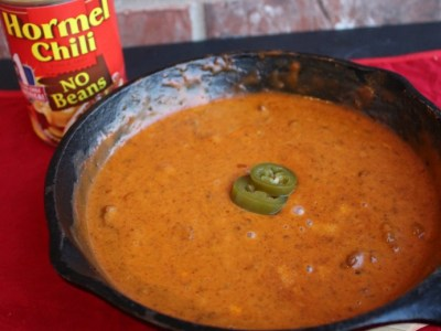 #HormelChiliNation #ad Skillet Queso