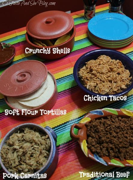 Taco Tuesday #CocinaLatinaBeans #ad