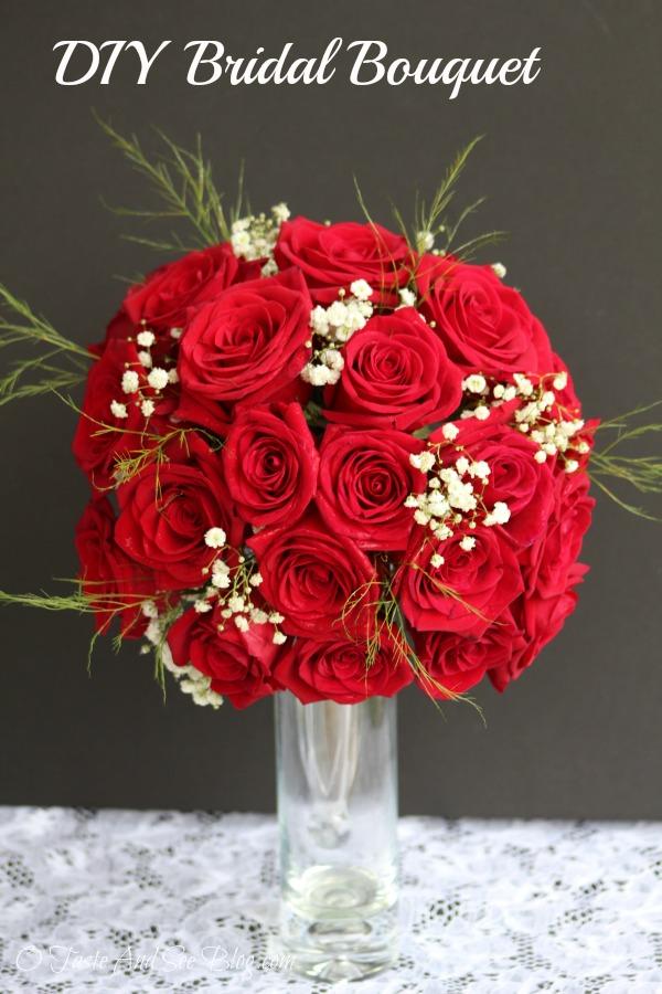 DIY Bridal Boutquet #ad #DIYWedding