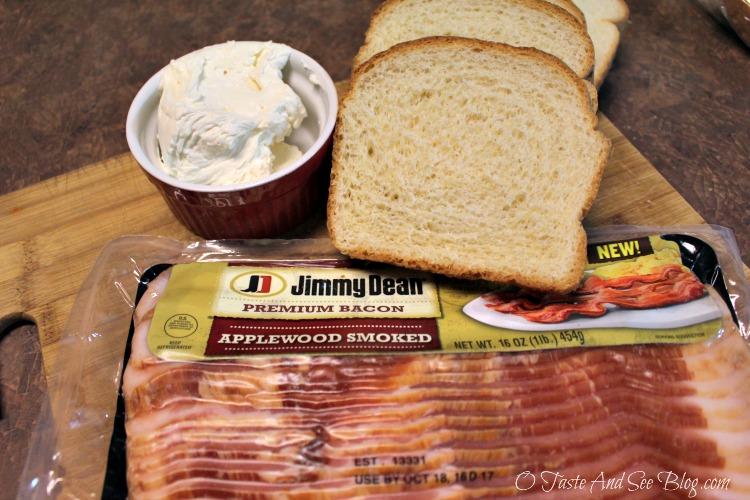 Bacon Bites #ad #JimmyDeanBacon