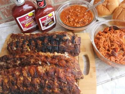 Montgomery Inn Summertime Barbecue Bonanza #ad
