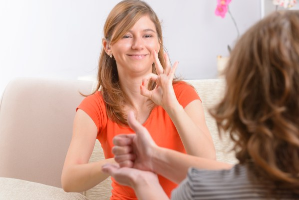 Langues des signes (niveau 1) - 2 jours