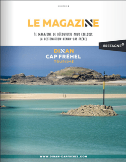 Magazine Dinan Cap Frehel Tourisme 2
