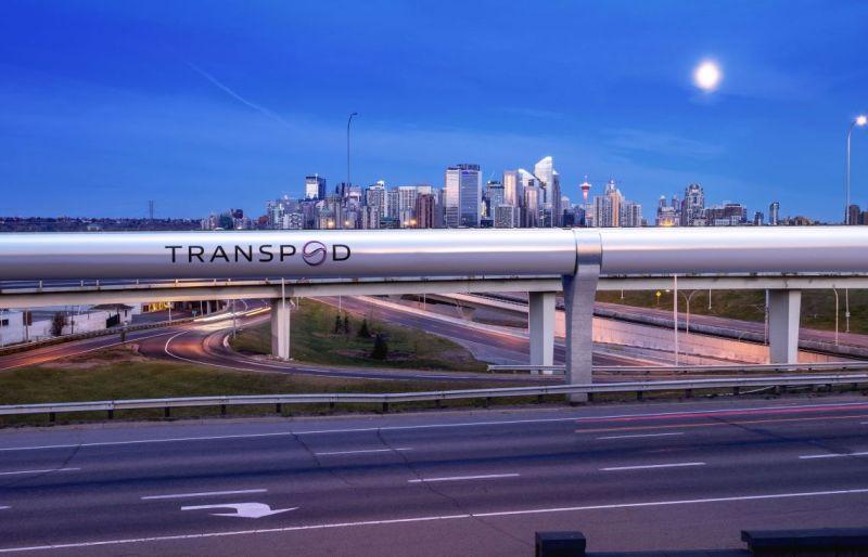 Transpod avec hyperloop deviendrons touristes constants