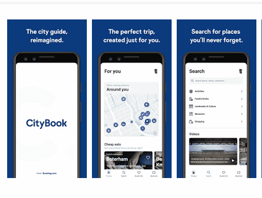booking citybook playstore