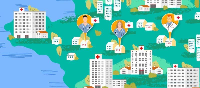 covid 19 airbnb accueil gratuit personnel medical logement vacants