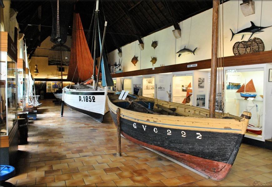 Le musée de la pêche à Concarneau fête ses 60 ans