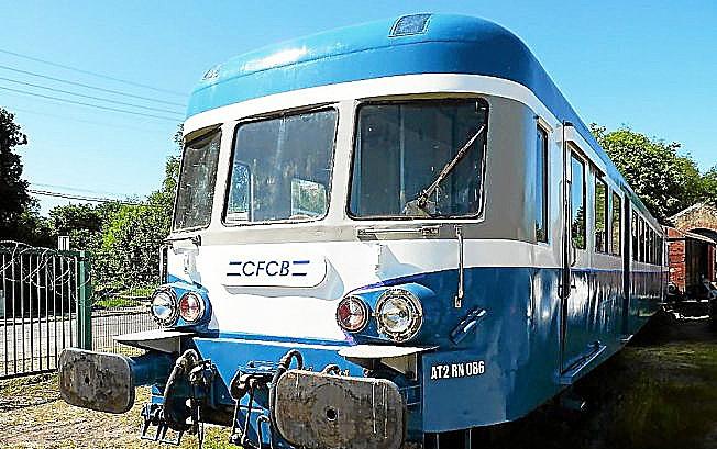 le train touristique le pontivy express est sans conteste le 5883937