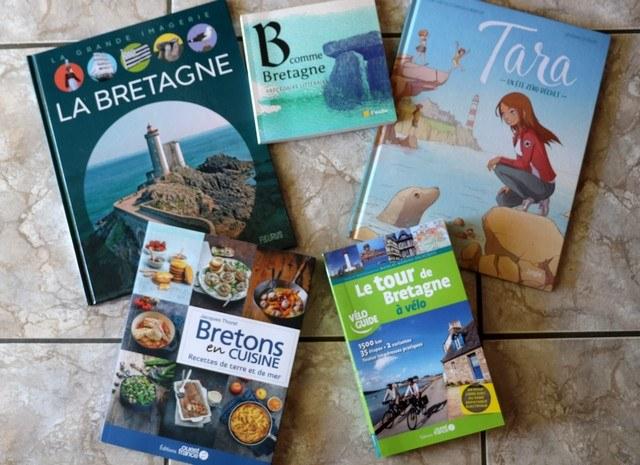 livres Bretagne YP