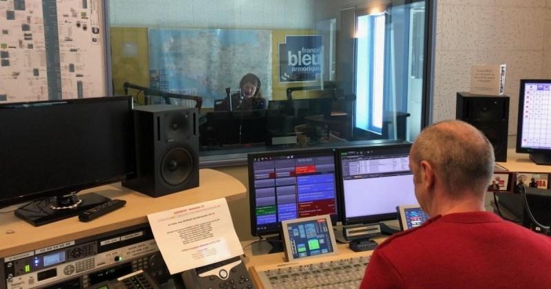 studio francebleu rennes radio