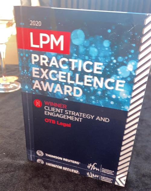 LPM Client Care Award