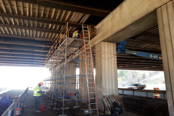 Rte 28 over I-66 Bridge Rehab#1