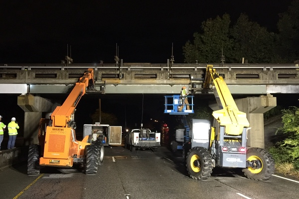 VDOT H24 Bridge Girder Replacement 2JPG