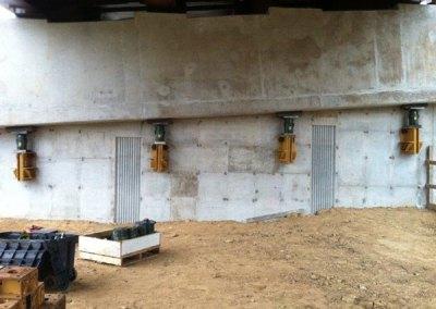 VDOT I-495 Hot Lanes B634 Jacking 2012