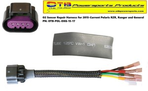 Oxygen Sensor Repair Harness   OTB Powersports Products