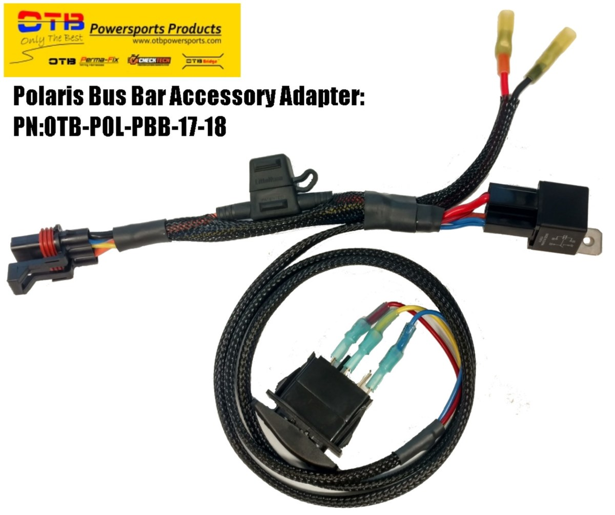 Polaris Bus Bar Accessory Kit