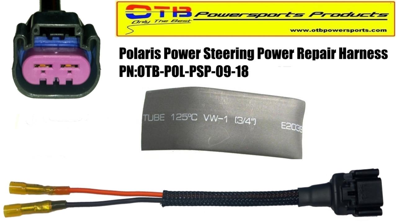 polaris power steering power steering repair harness  polaris power steering wiring harness #2