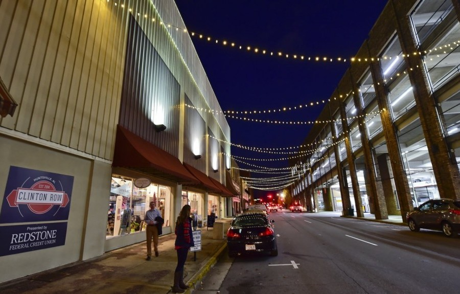 Five Reasons to Shop Downtown Huntsville (OK six)