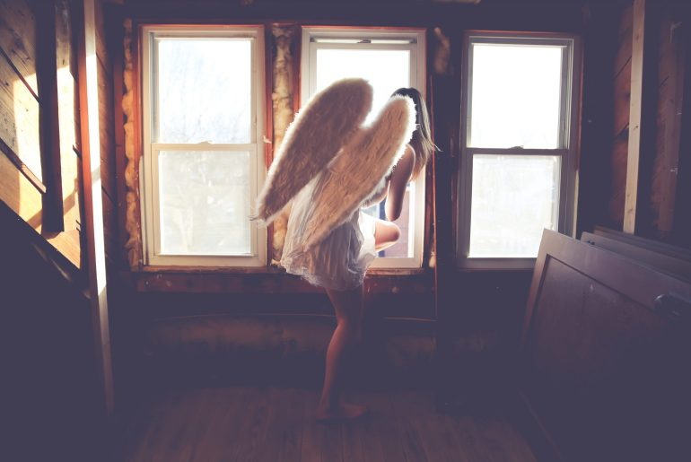 Anjel fantázie