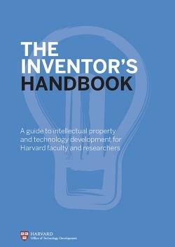 Portada del manual de inventores 250352