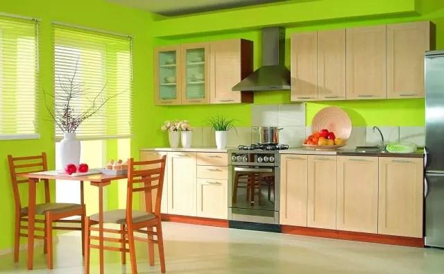 Come fare i muri in cucina. Come decorare le pareti in ...