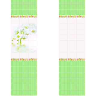 """Панели ПВХ Акватон """"Орхидея"""""""