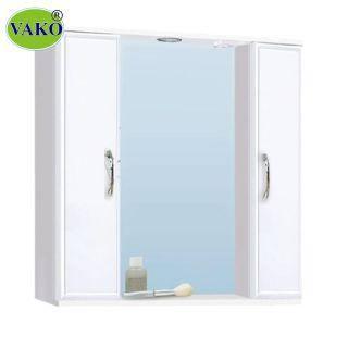 Шкаф зеркальный «Панда 800 Венеция» с подсветкой