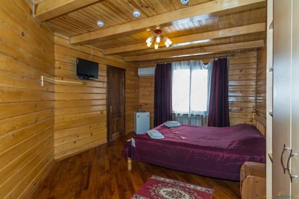 Номер Двухместный с двуспальной кроватью гостиницы Барская ...