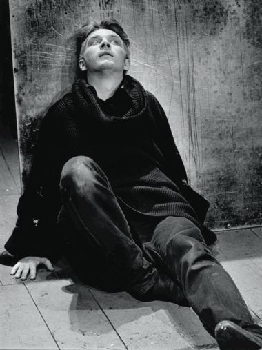 Гамлет – А. Мамонтовас. 1997.