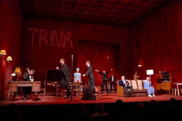 Фотография: Сергей Петров / http://theatreofnations.ru
